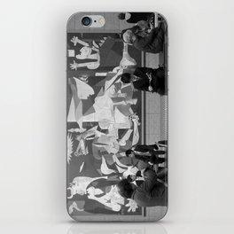 Guernica in Tokyo iPhone Skin