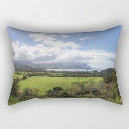 A Land Called Hanalei Rectangular Pillow