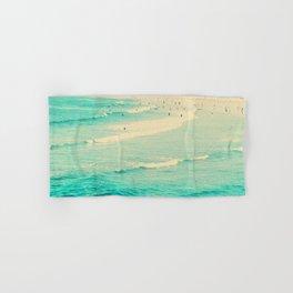 beach sunday II Hand & Bath Towel