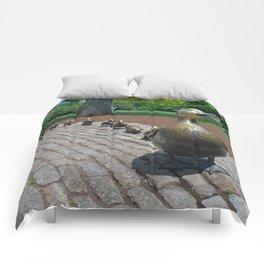 Make Way for Ducklings Comforters