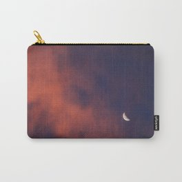 Hide and Go Find Moon Carry-All Pouch