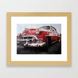 American Dream Car I Framed Art Print