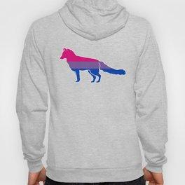 Bi Pride Fox Hoody
