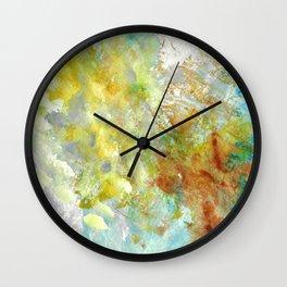 illusory still Wall Clock