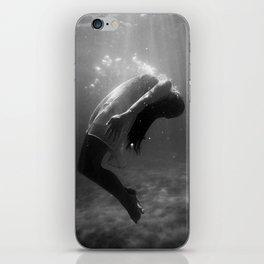 Underwater Peace iPhone Skin