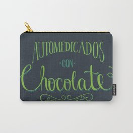 Automedicados con Chocolate Carry-All Pouch