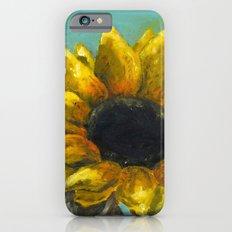 Ithaca Sunflower iPhone 6s Slim Case
