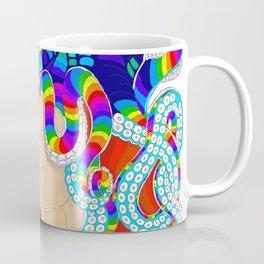 Octopus Woman Coffee Mug