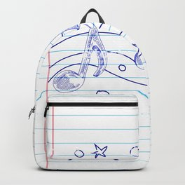 Escuela de música Backpack