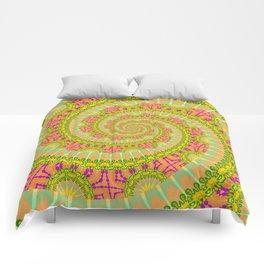 Wonderfull POWER SPIRAL SUNNY Comforters
