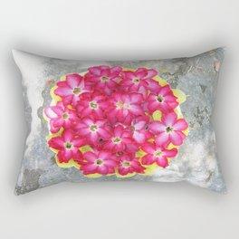 The floweress Rectangular Pillow