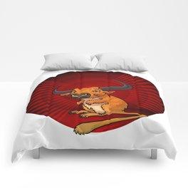 Mutant Zoo - Gerbull Comforters