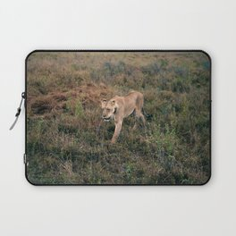 Lone Lion. Laptop Sleeve