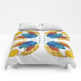Scarab Comforters