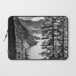 Forest Lake Retreat - Crater Lake Laptop Sleeve