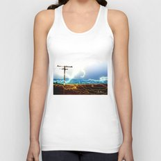Power Baby, Power by D. Porter Unisex Tank Top