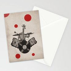 Anthropomorphic N°24 Stationery Cards