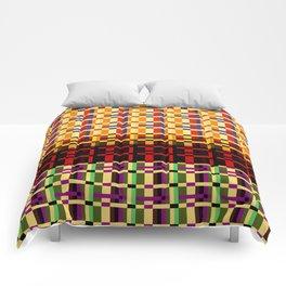 RETRO DIGITAL PATTERN Comforters