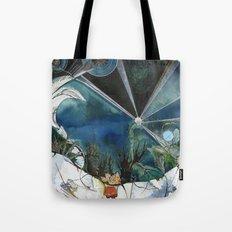 Exploration: Coral Tote Bag