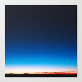 Colorado Sunrise Canvas Print