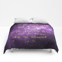 To the Stars - ACOMAF Comforters