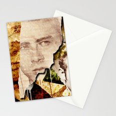 Jame Dean - Grunge Style - Stationery Cards