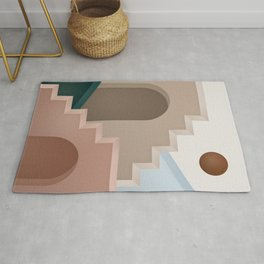Impossible Architecture #3 Rug