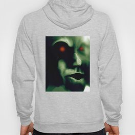 The Green Visitor Hoody
