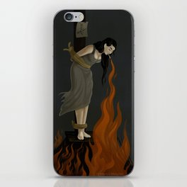 Stay cool, no matter what. iPhone Skin