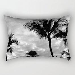 Photo 53 Palm Trees Rectangular Pillow