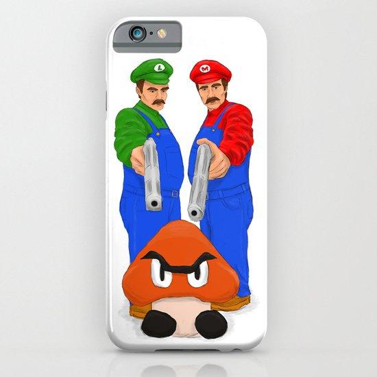 Super Bundock Bros iPhone & iPod Case