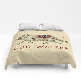 Dog Walker Comforters