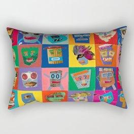 Monster Pals Rectangular Pillow