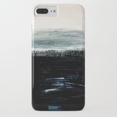 abstract minimalist landscape 3 Slim Case iPhone 7 Plus