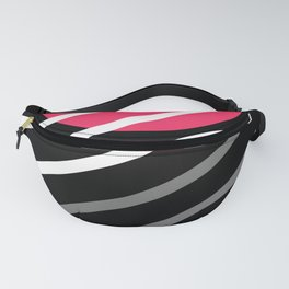 Oblique Sunset Fanny Pack