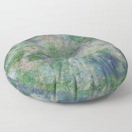 HAND-PAINTING Floor Pillow