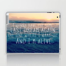 Favorite Sunrise Inspiration Laptop & iPad Skin
