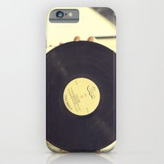 put your records on Slim Case iPhone 6s