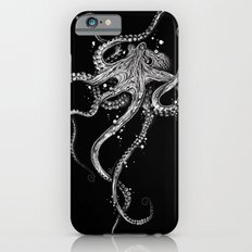 Octopus (black) Slim Case iPhone 6s