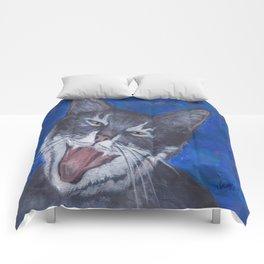 Happy Cat - Gracie Comforters