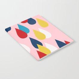 Happy Rain Notebook