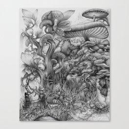 Inevitability Canvas Print