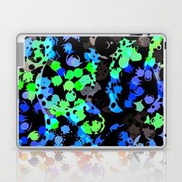 Negative Paisley Laptop & iPad Skin