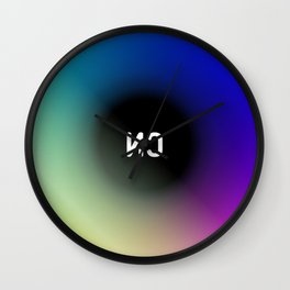 . SUN NO Wall Clock