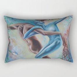 Land and Sea Rectangular Pillow