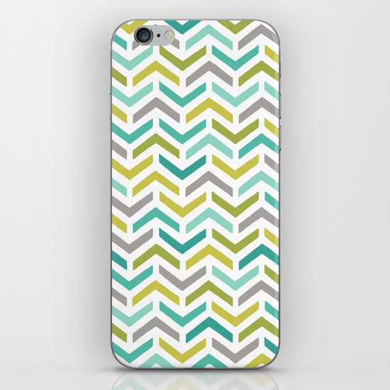 Ripples Dusk iPhone & iPod Skin