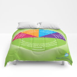holistic self Comforters