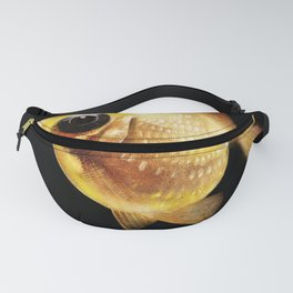 Bold As Gold Fanny Pack