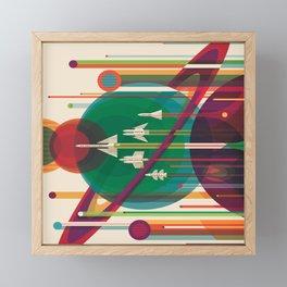 The Grand Tour Framed Mini Art Print