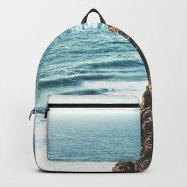 Malibu Coast / California Beach Backpack